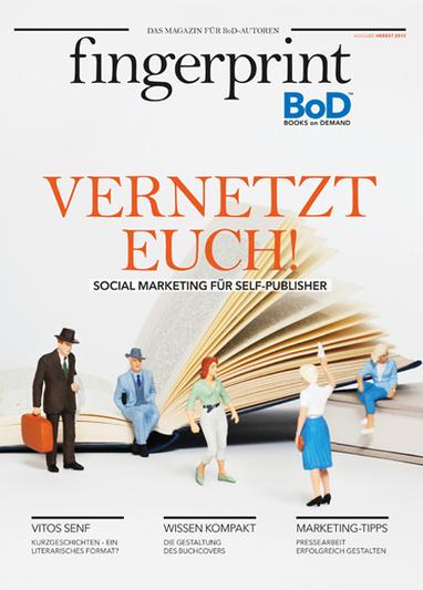 fingerprint: BoD - Books on Demand GmbH | Bessere Honorare erzielen | Scoop.it