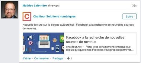 Tout savoir sur la page entreprise LinkedIn - Mathieu Laferrière   BeinWeb - Conseils et Formation Webmarketing pour entrepreneurs et PME motivés   Scoop.it