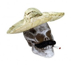 Small Male Day of the Dead Skull | Small Male Day of the Dead Skull | Scoop.it