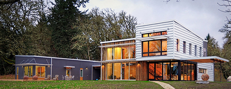 Sustainable Passive Living in Lake Ridge House - Jetson Green | Passive House | Scoop.it