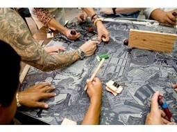 Orange County Register: 'Muck' to teach art in prisons | USF in the News | Scoop.it