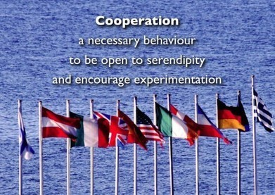 Cooperation as a strategy | Harold Jarche | The Big Picture | Scoop.it