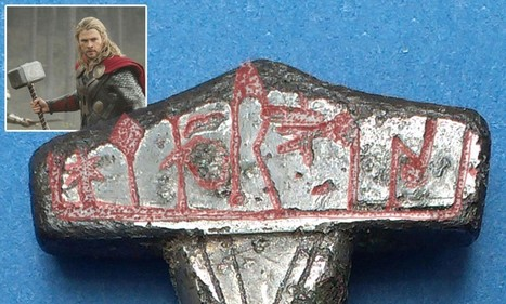 The 'Hammer of Thor' unearthed in Denmark | British Genealogy | Scoop.it