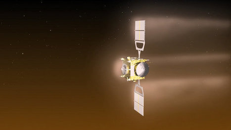 Venus Express will raise orbit and keep going | Space & Time | Scoop.it