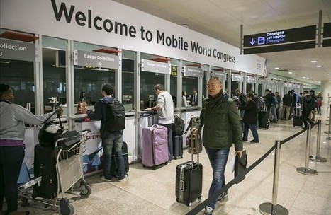 Barcelona, capital mundial del móvil con el Mobile World Congress | Mobile Technology | Scoop.it
