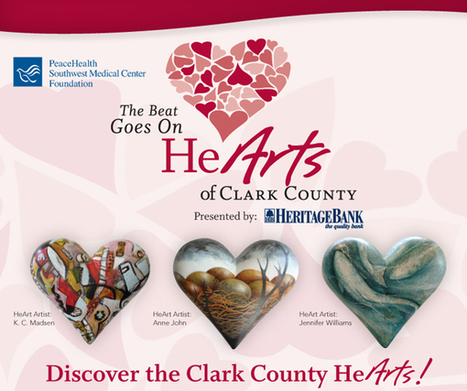 The Beat Goes On....HeArts of Clark County | Vancouver Washington News | Scoop.it