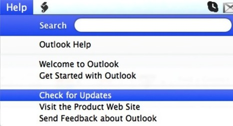 How to Sync Outlook 2011 for Mac with Mac Address Book | Mac Outlook 2011 Solutions | Scoop.it