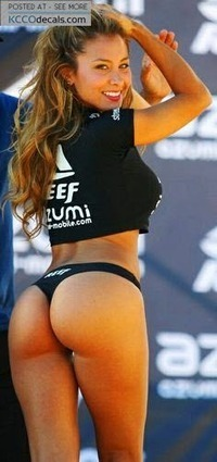 Sexy #Reef #Girls - KCCOdecals.com | KCCO | Scoop.it
