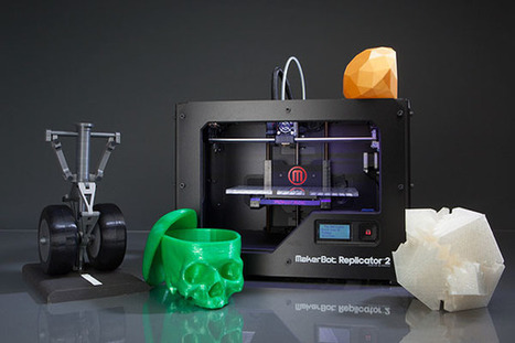 3D Printing Is Even Easier with MakerBot and Autodesk Partnership | 3D Printed Fashion | Scoop.it