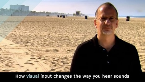 How visual input changes the way you hear sounds [video] | Radio 2.0 (En & Fr) | Scoop.it