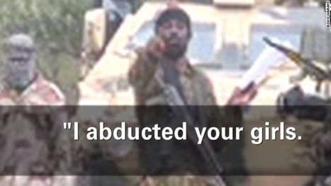 'I will sell them,' Boko Haram leader says of kidnapped Nigerian girls | apple | Scoop.it