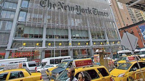 Le New York Times doit se résoudre à des licenciements | DocPresseESJ | Scoop.it