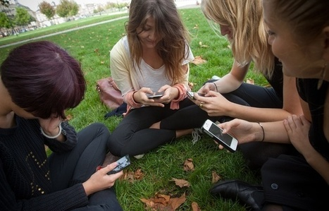 EXCLUSIF. Hyperconnectée, la génération Y ne veut pas se laisser dominer par le numérique | Clic France | Scoop.it