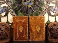 1750 EXQUISITE Hebrew Torah Judaica Hebraica Judaism Judaica 2v Armorial Binding | BabyfshionGuide.com | Books and bookstores | Scoop.it