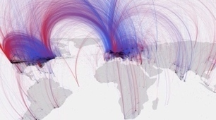 Scientifically charting culture: Humanity's cultural history captured in a 5-minute film | Amazing Science | Scoop.it