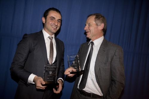 Lauréat des Victoires régionales des autodidactes 2012 pour Benjamin Erisoglu, PDG De Technitoit