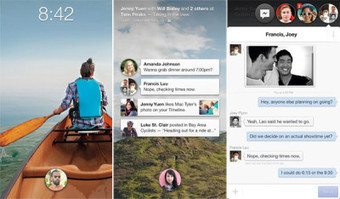 L'application #Facebook Home disponible sur Google Play | Social media | Scoop.it
