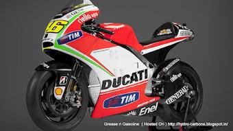 Algumas caracteristicas da Ducati Desmosedici GP12 | Rogermotard | Scoop.it