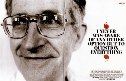 Sri Lanka Guardian: The Life and Times of Noam Chomsky | real utopias | Scoop.it