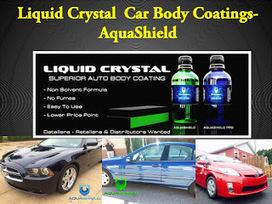 AquaShield Pro: Super-Hydrophobic Ceramic & Waterproof Nano Coatings | Liquid Crystal Auto Body Coatings | Waterless Car Wash | Scoop.it