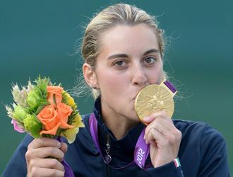 Jessica Rossi, oro e record del mondo: dietro ai suoi successi un mental Coach | Psicologia e sport | Scoop.it