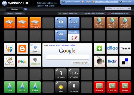 Portail de ressources en ligne Education | Time to Learn | Scoop.it