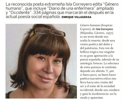 Inspirar - Expirar ediciones: Género Humano en la revista QuéLeer | Esteban Peicovich | Scoop.it