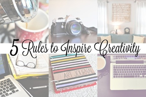 Five Rules to Inspire Creativity | Amazing marketing | Scoop.it