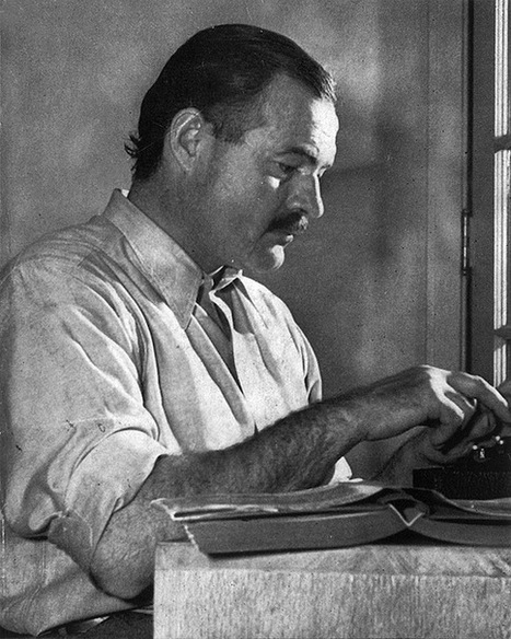 Ernest Hemingway: Middlebrow Revolutionary - The Millions | Literature & Psychology | Scoop.it