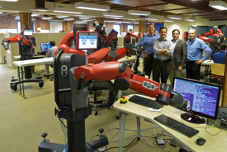 Robots Becoming The New Professionals | leapmind | Scoop.it