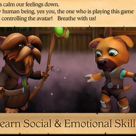 IPad-game brengt kinderen empathie bij | Online games en fun voor kinderen | Scoop.it