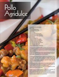 Recetas de Cocina y Reposteria!!!: Pollo Agridulce | #DIRCASA - El Buen Comer!!!! | Scoop.it