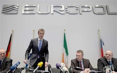 Europol 'to be given new internet watchdog powers' - Telegraph | email | Scoop.it