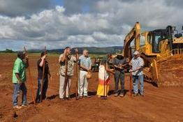 Work starts on Kauai Island Utility Cooperative's Koloa solar farm - Pacific Business News (Honolulu) (blog) | Kauai The Garden Isle | Scoop.it