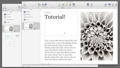 iBooks Author: 10 video tutorial per creare il tuo primo eBook interattivo | Come Creare e Pubblicare un eBook | Scoop.it