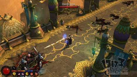 online game: Diablo III: differences between PS3 version and PC version   igshops game   Scoop.it