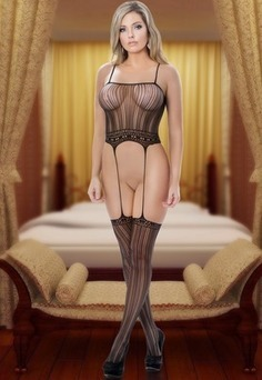 Let's Get It On Bodystocking | Selection of lingerie | Scoop.it