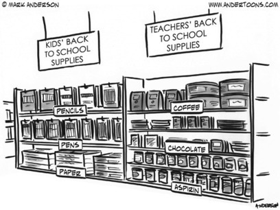 20 Education Cartoons For Back To School | Andertoons Cartoon Blog | 21st Century Learning in the Classroom | Scoop.it
