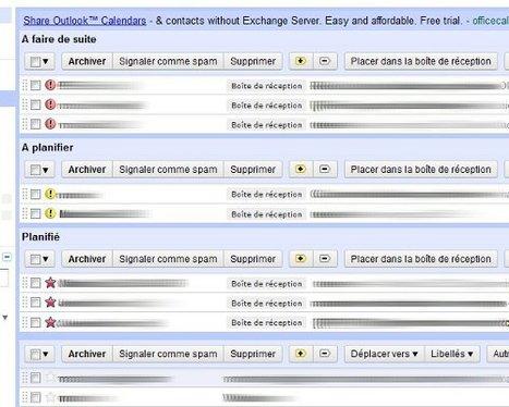 Transforme Gmail en outil GTD ultime   Pexiweb   Scoop.it