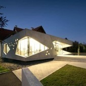 Bau Sallinger Office by Spado Architects | CRAW | Scoop.it