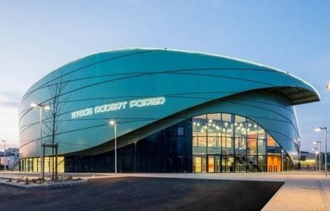 En images, le nouveau stade d'athlétisme de Rennes inauguré vendredi (Chabanne et Partenaires architecte)   Construire en Acier   Scoop.it
