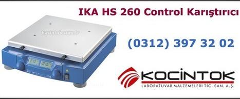 IKA HS 260 Control Karıştırıcı fiyatları,çalkalayıcı fiyatları   Laboratuvar Cihazları Fiyatları   labmalzemeleri   Scoop.it
