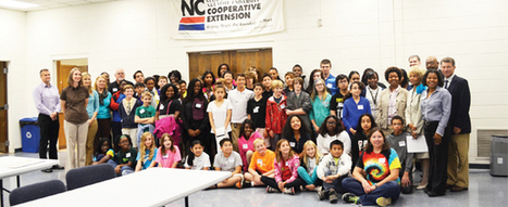 Students take part in 4-H Day | Winston-Salem (NC) Chronicle | CALS in the News | Scoop.it