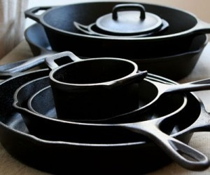 Cast iron Cookware | home is were the heart it is | Scoop.it