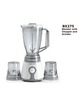 Black & Decker BX 275 Blender Shop and Buy Online at Best prices in India. | Home and Kitchen Appliances | Toaster | Mixer Grinder | Juicer Mixer Grinder | Hand Blaender | Scoop.it