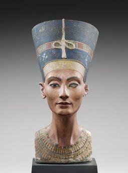 Berlín homenajea a su reina egipcia   Dos reinas poderosas de Egipto -Cleopatra vs. Nefertiti-   Scoop.it