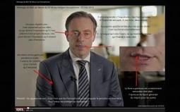Le vrai message de Bart De Wever - Analyse non verbale et contre-expertise | Communication non verbale - bodyneverlies | Scoop.it