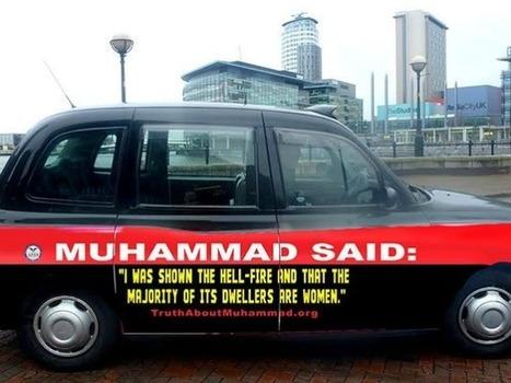 Pamela Geller: Anti-Sharia Ads Censored On London Transport | Islam : danger planétaire | Scoop.it