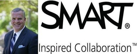 SMART Technologies President of Education Greg Estell | Core of ... | Technology in the Classroom | Scoop.it