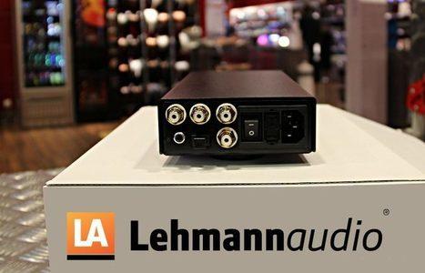 Lehmann Linear D : nouvel ampli casque avec DAC 24/192 – Blog Cobra | Toute l'actualité en Image et Son : Hi-Fi, High-Tech, Home-Cinéma, TV, Vidéoprojection... | Scoop.it